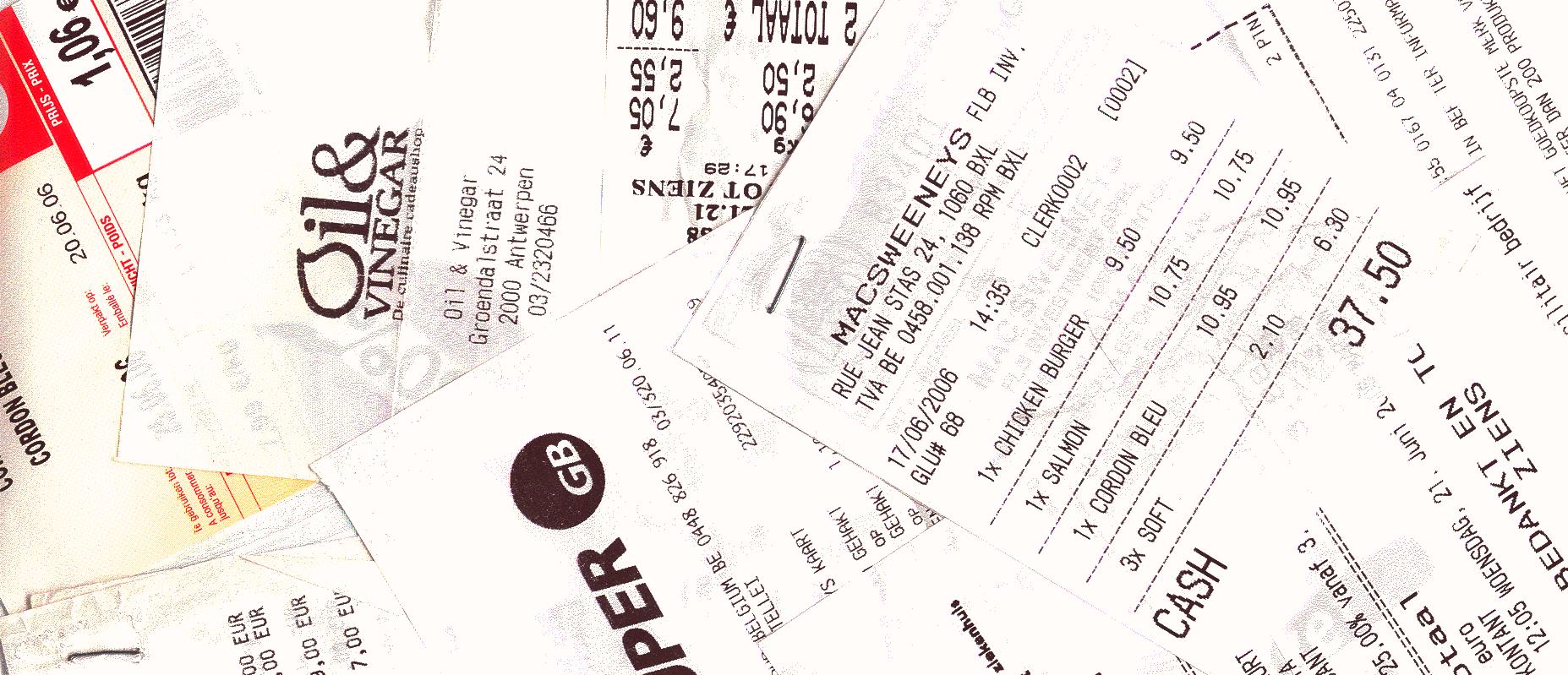 Europa se plantea eliminar el Bisfenol-A de los tickets