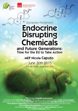 Cartel del evento celebrado el 30 de junio de 2015