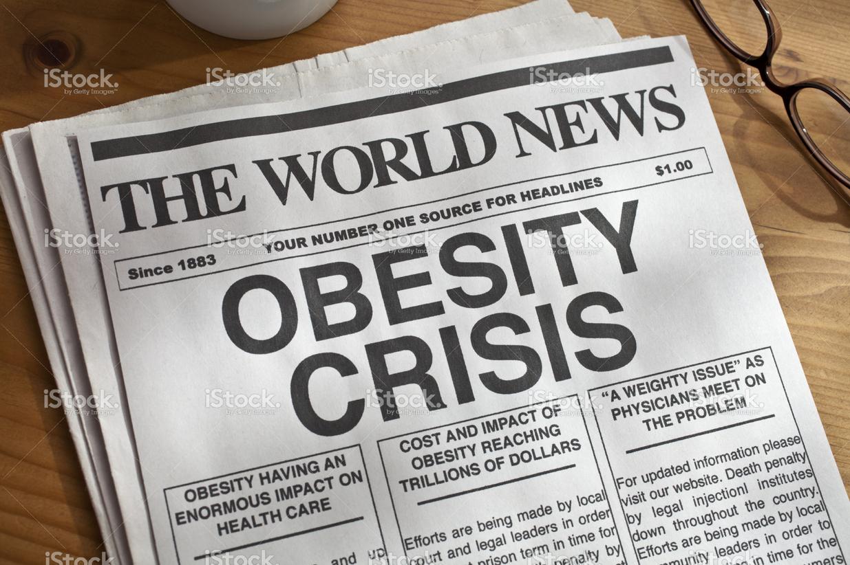 Epidemia de obesidad
