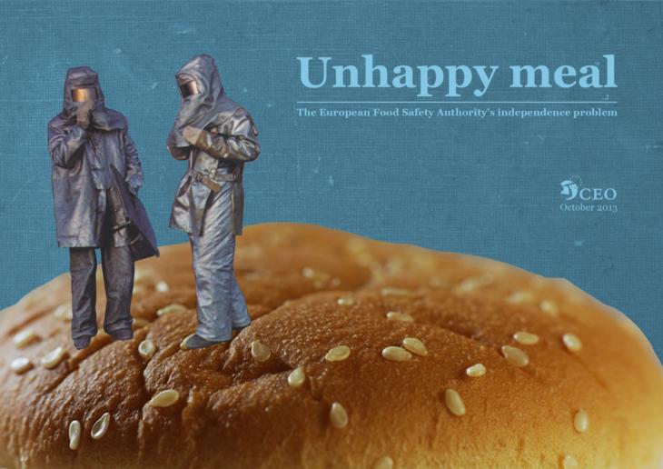 """Informe """"Unhappy meal"""""""
