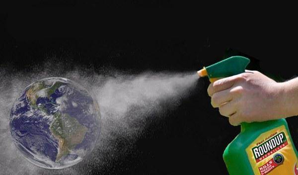 Sprayed-Earth