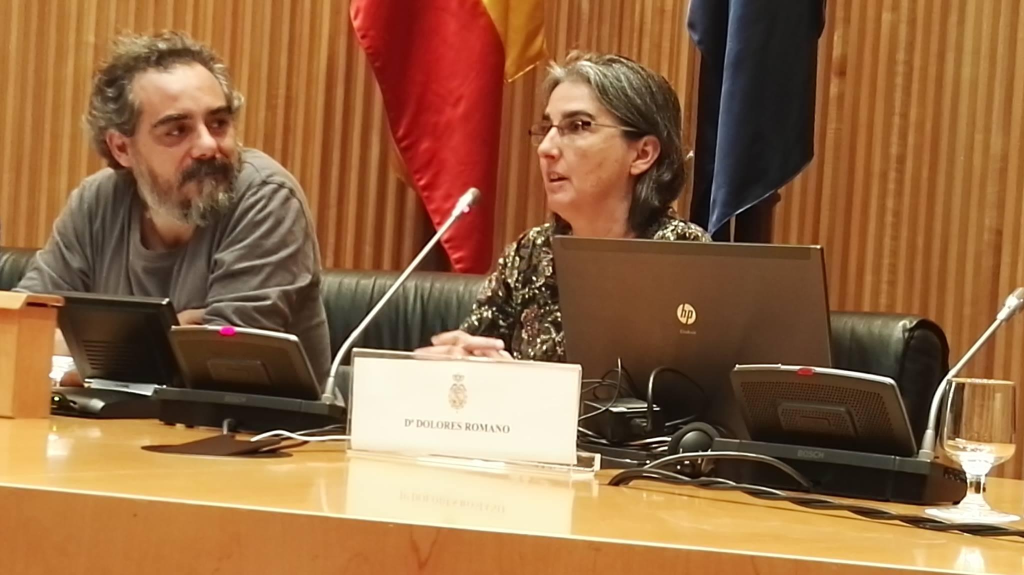 Dolores Romano explica los peligros derivados de la ratificación del CETA