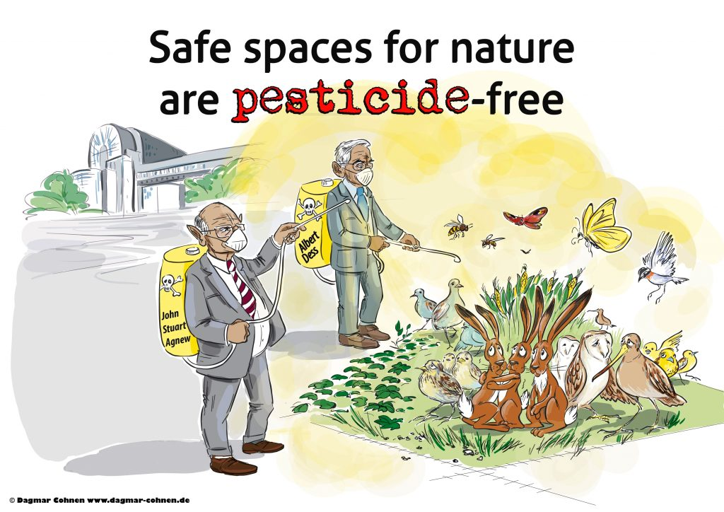 Superficies Interés ecológico libres de pesticidas