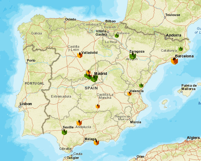 Municipios contra disruptores endocrinos