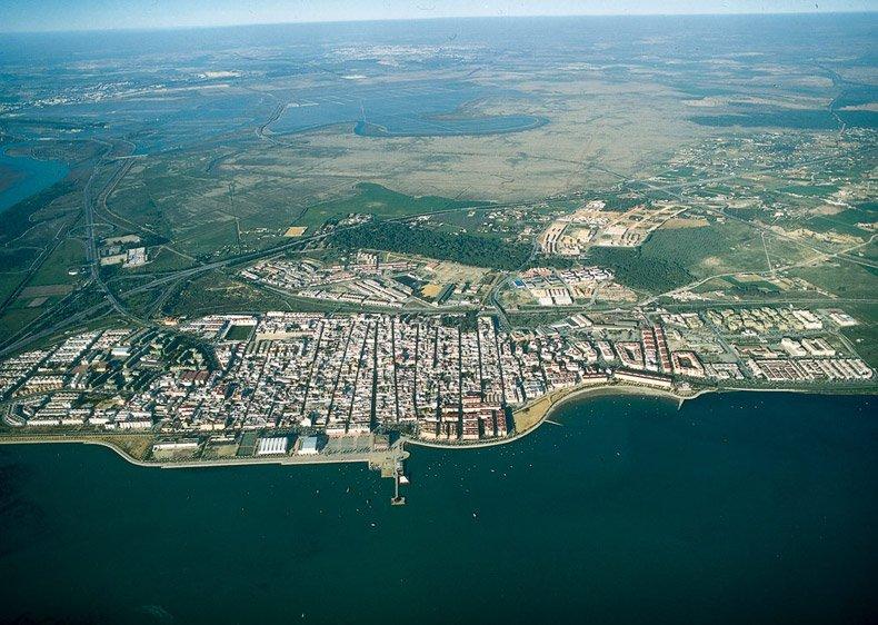 Puerto Real libre de contaminantes hormonales